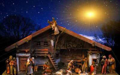 Merry Christmas Scripture Reading for You!