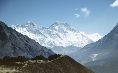 Mount Everest, You Keeping Perspective