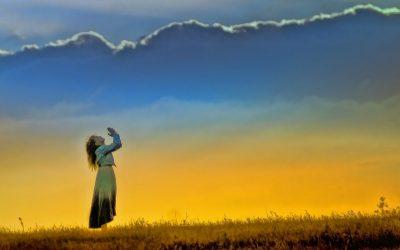 You Pushing Through in Prayer