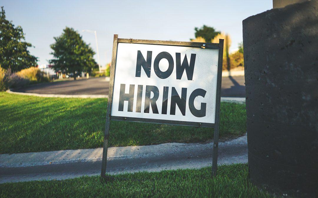 Flooding The Job Market With Prayer